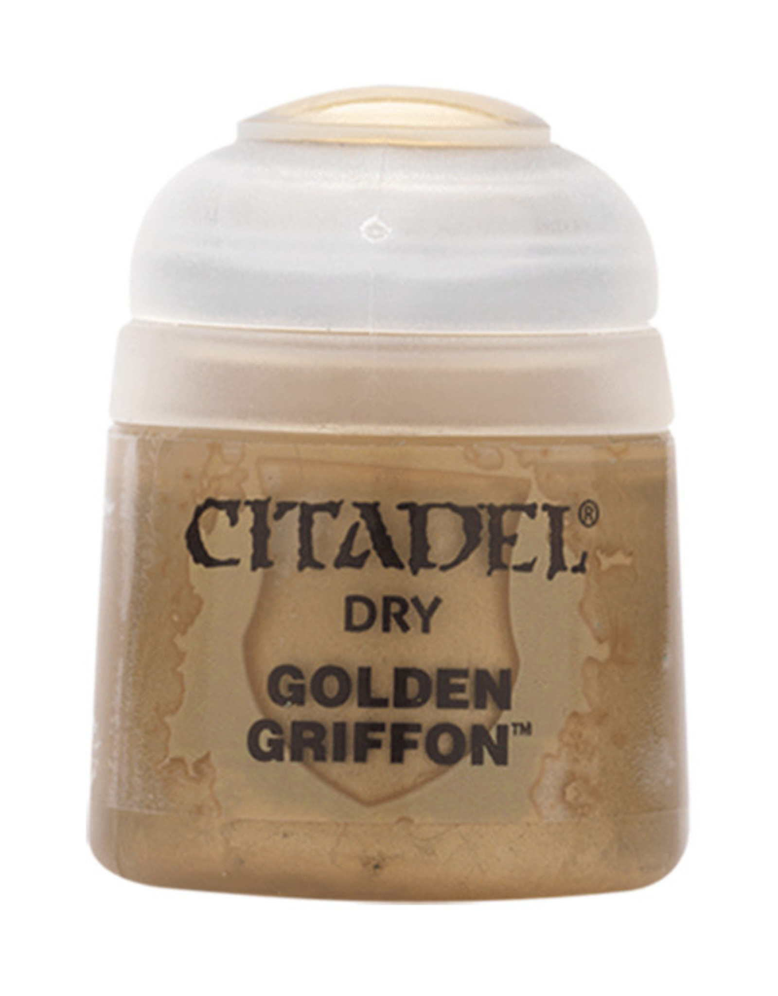 Citadel Citadel Colour: Dry - Golden Griffon