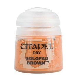 Citadel Citadel Colour: Dry - Golgfag Brown
