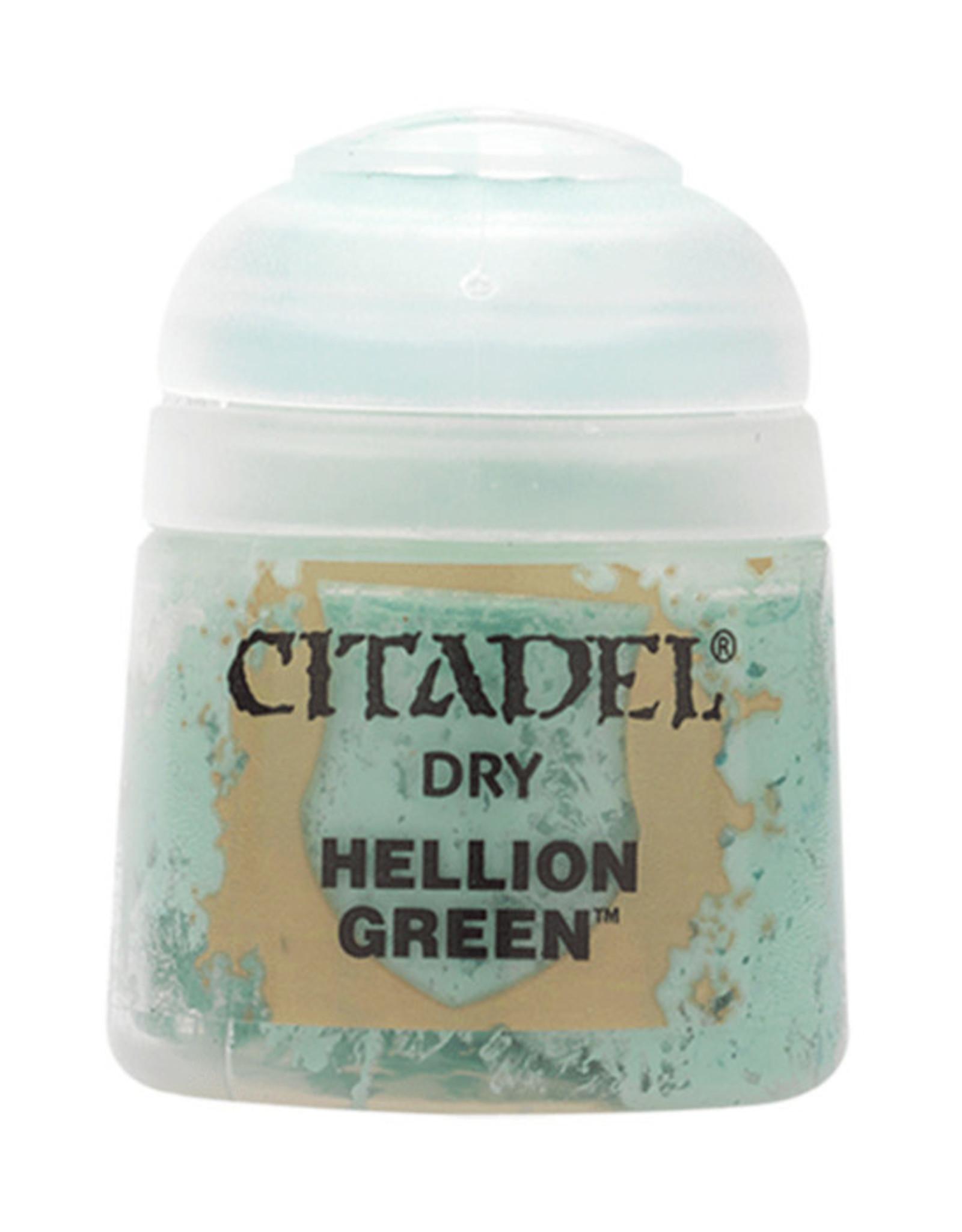 Citadel Citadel Colour: Dry - Hellion Green