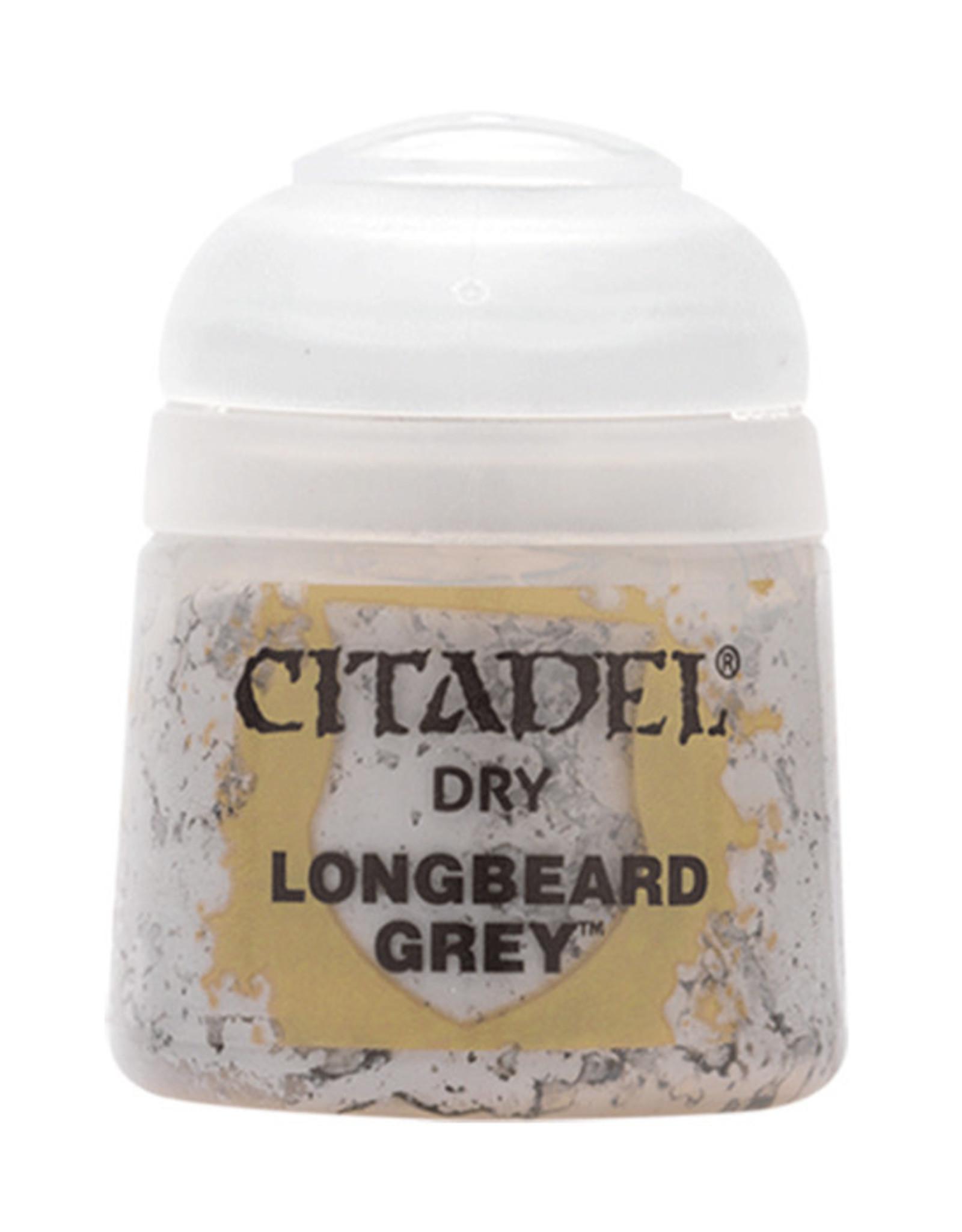 Citadel Citadel Colour: Dry - Longbeard Grey