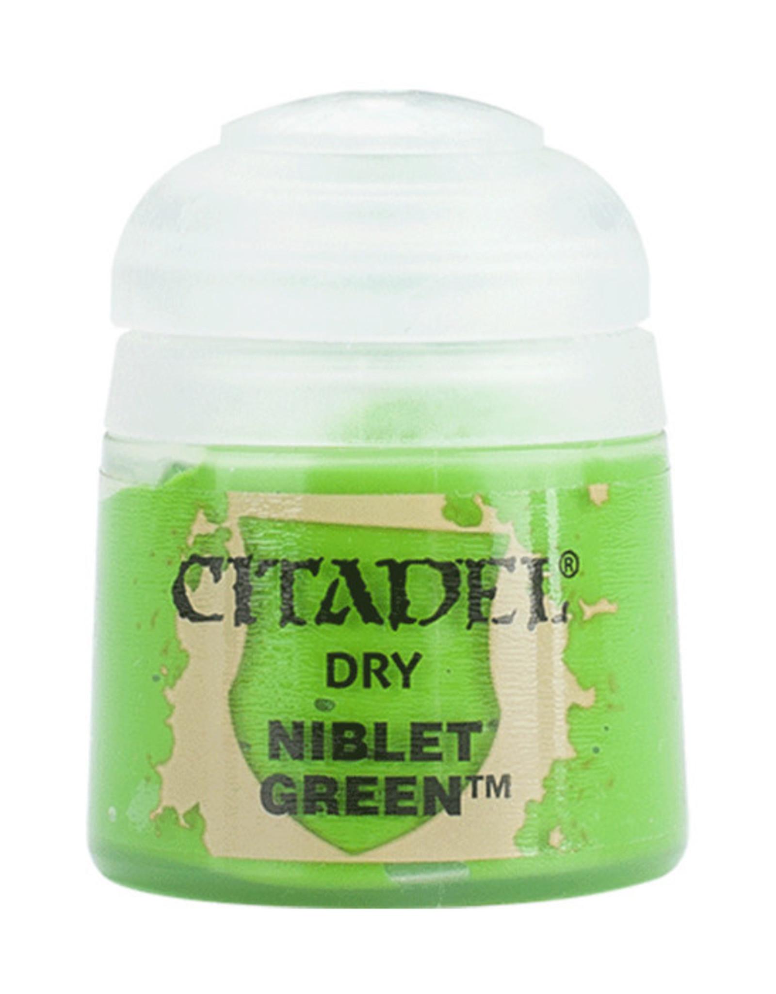 Citadel Citadel Colour: Dry - Niblet Green