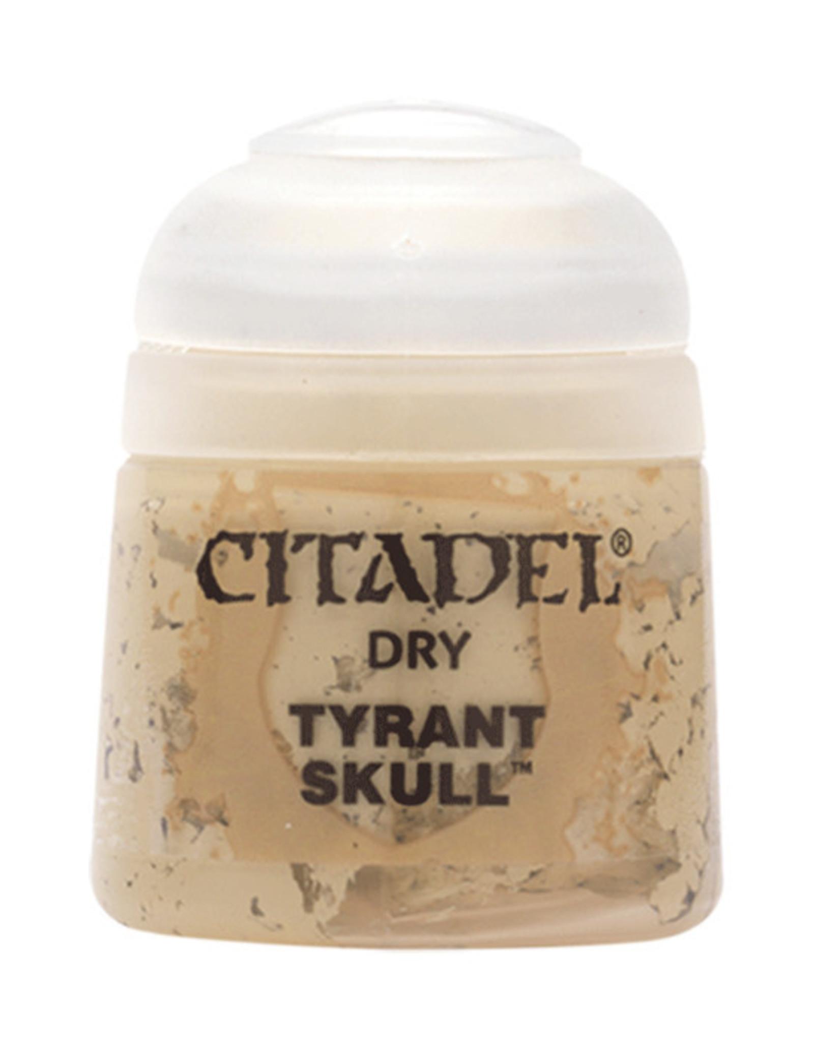 Citadel Citadel Colour: Dry - Tyrant Skull