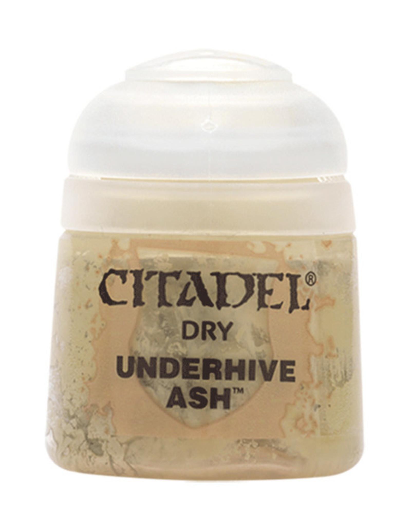 Citadel Citadel Colour: Dry - Underhive Ash