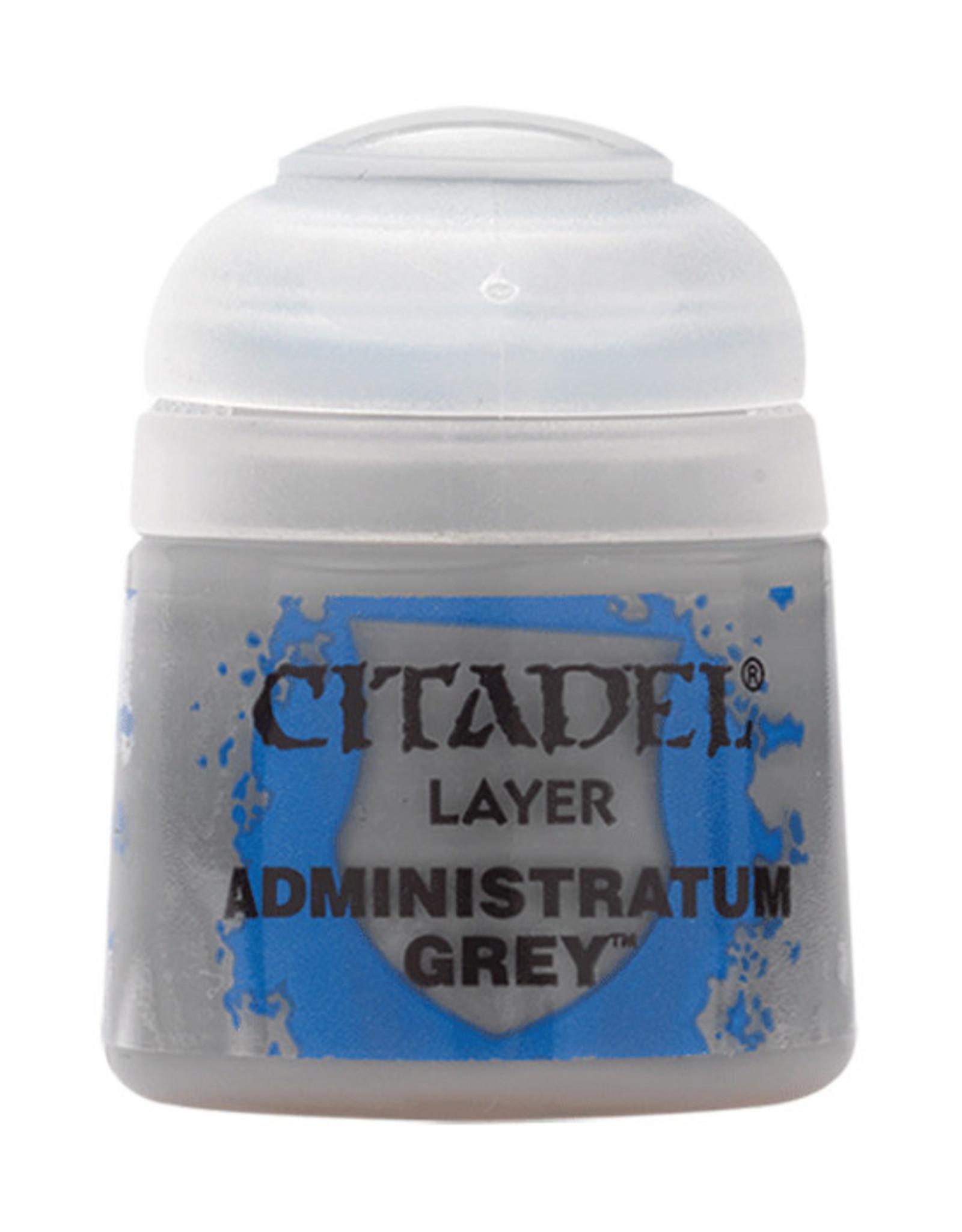 Citadel Citadel Colour: Layer - Administratum Grey