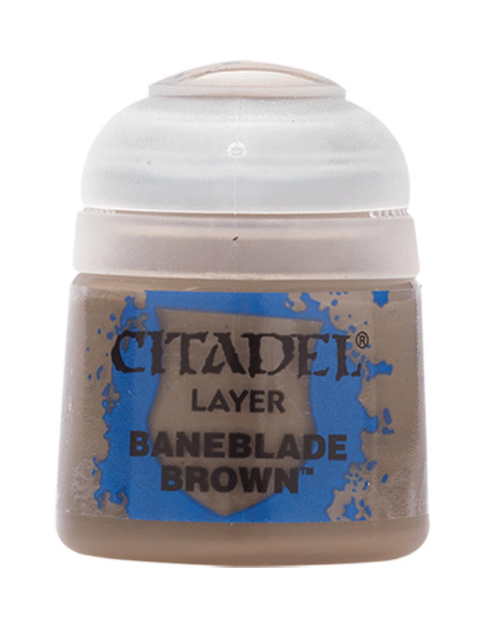 Citadel Citadel Colour: Layer - Baneblade Brown