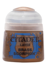 Citadel Citadel Colour: Layer - Brass Scorpion