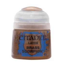 Citadel Citadel Colour: Layer - Brass Scorpion