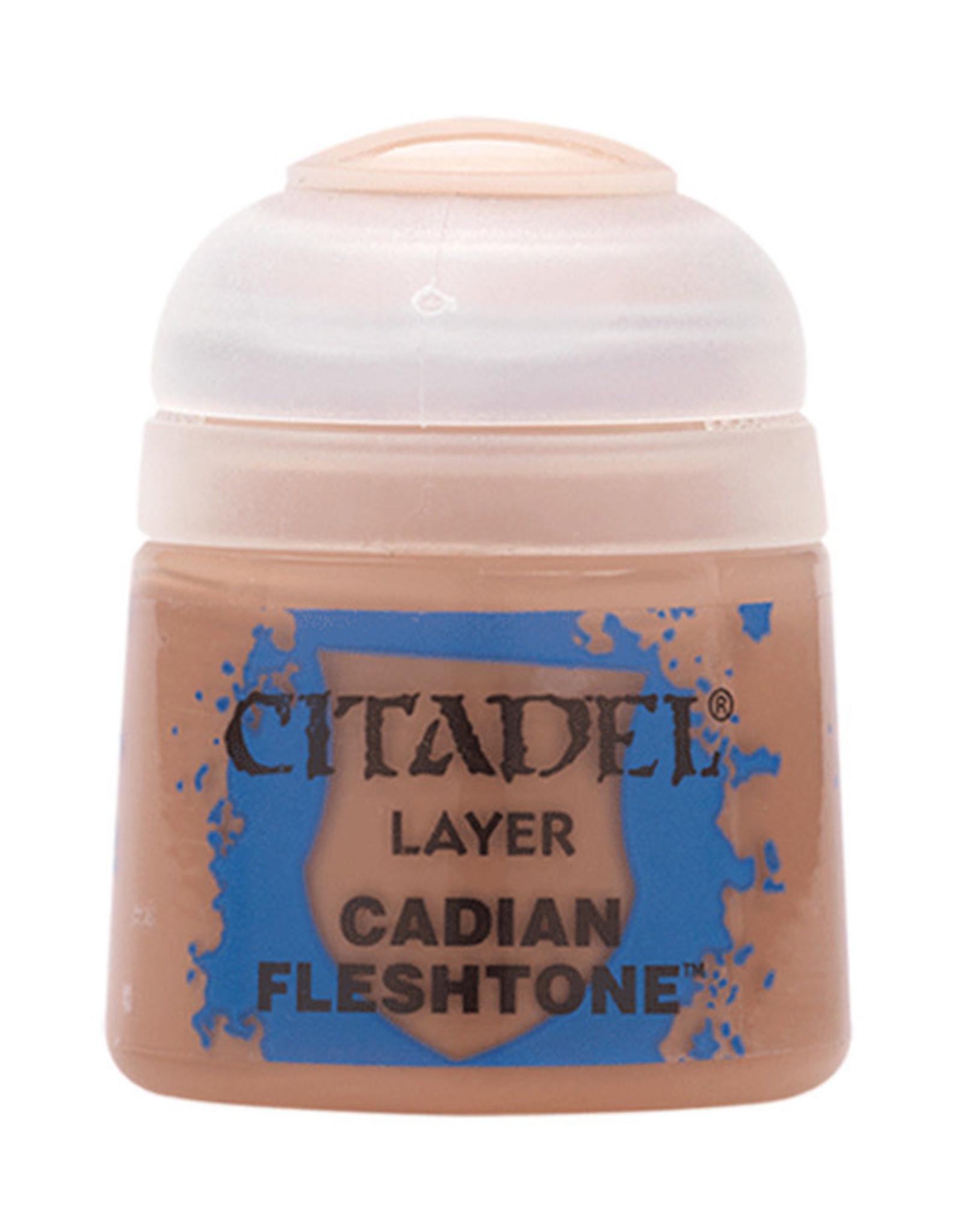 Citadel Citadel Colour: Layer - Cadian Fleshtone
