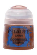 Citadel Citadel Colour: Layer - Doombull Brown
