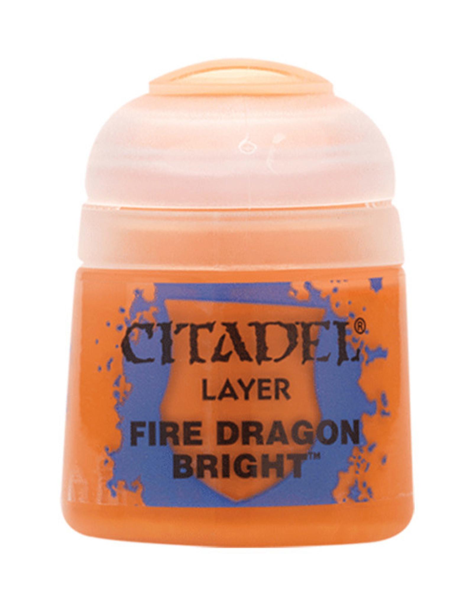 Citadel Citadel Colour: Layer - Fire Dragon Bright