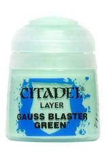 Citadel Citadel Colour: Layer - Gauss Blaster Green