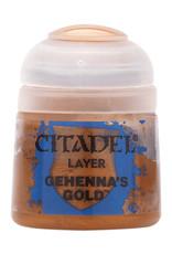 Citadel Citadel Colour: Layer - Gehenna's Gold