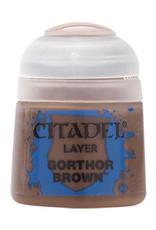 Citadel Citadel Colour: Layer - Gorthor Brown