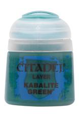 Citadel Citadel Colour: Layer - Kabalite Green