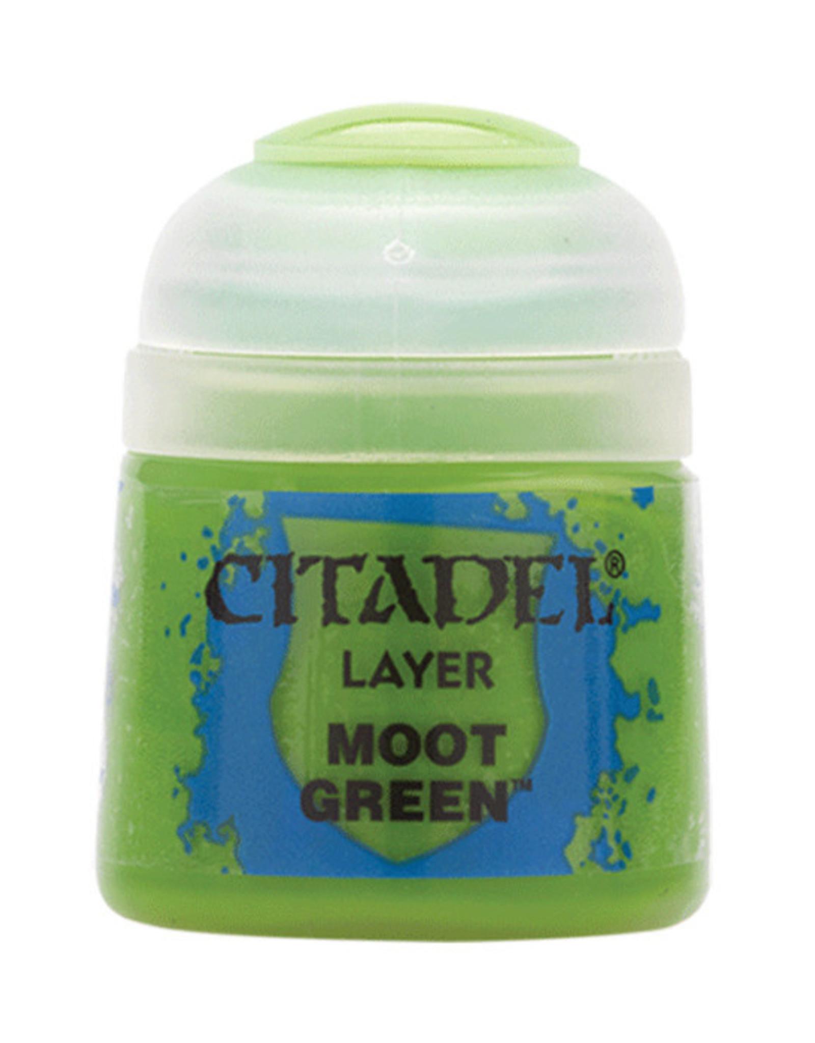 Citadel Citadel Colour: Layer - Moot Green