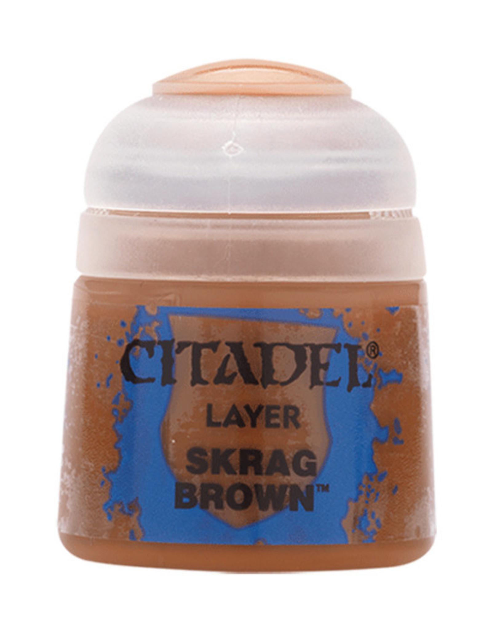 Citadel Citadel Colour: Layer - Skrag Brown