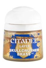 Citadel Citadel Colour: Layer - Skullcrusher Brass