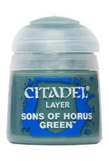 Citadel Citadel Colour: Layer - Sons of Horus Green