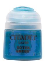 Citadel Citadel Colour: Layer - Sotek Green