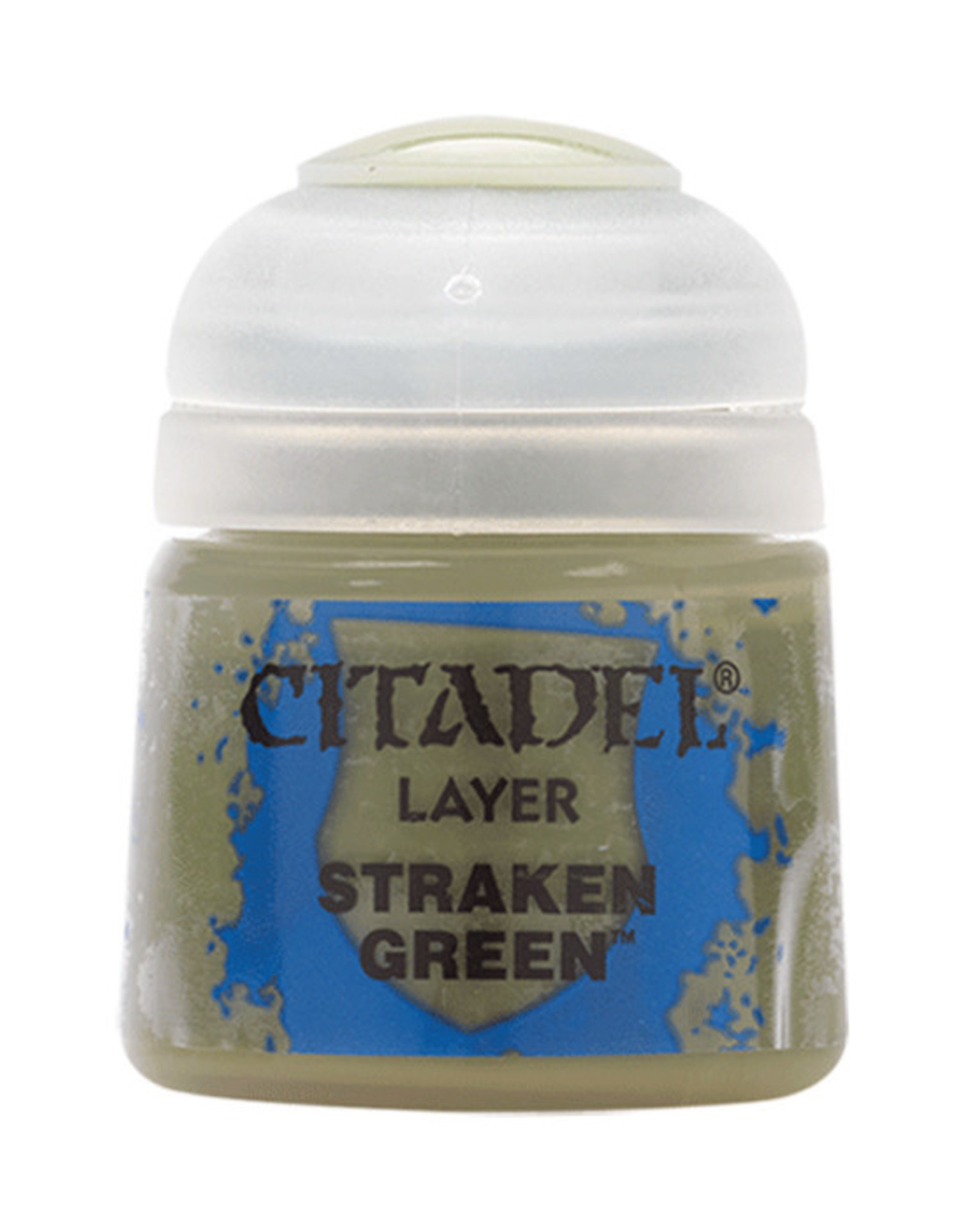 Citadel Citadel Colour: Layer - Straken Green