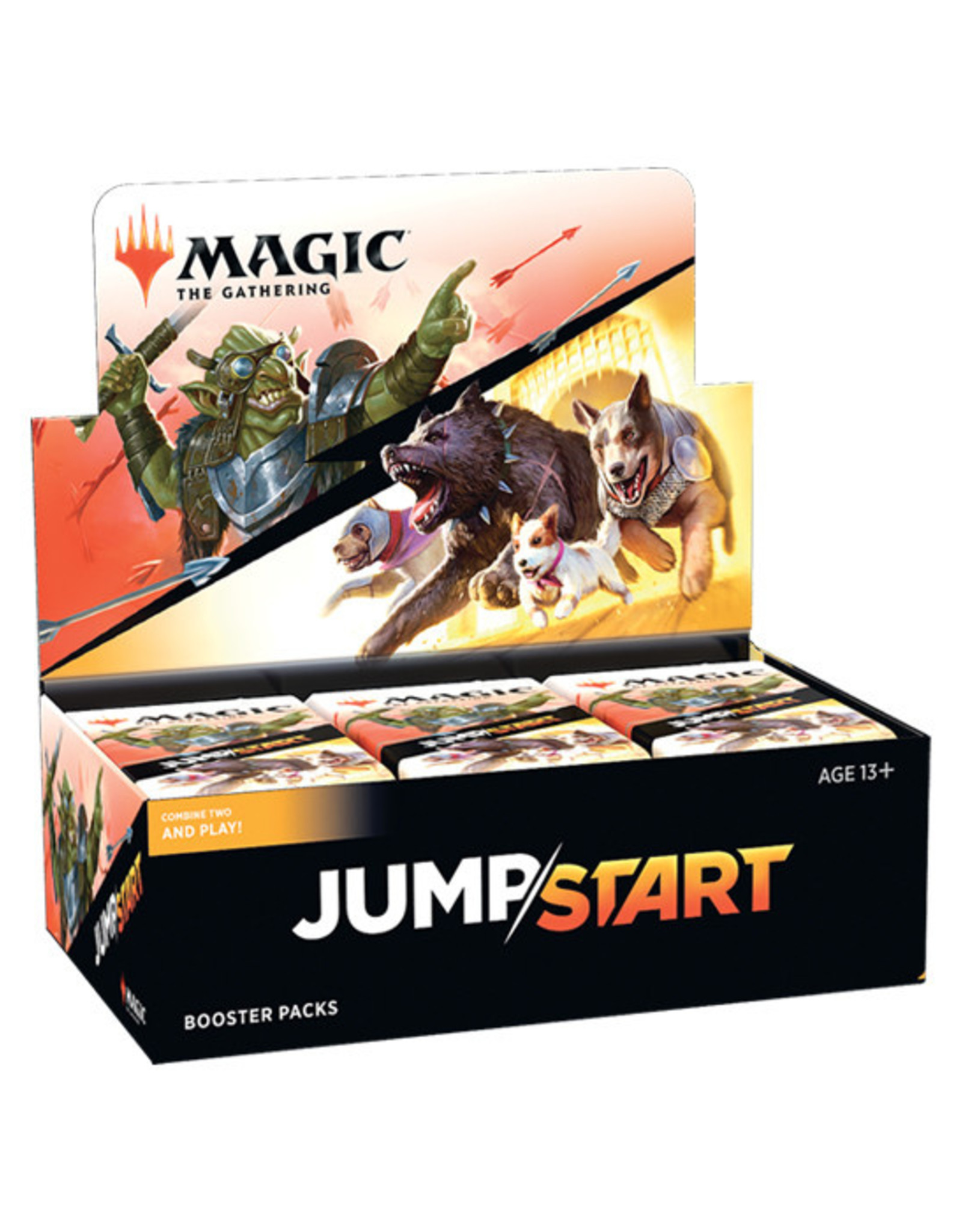Magic: The Gathering Magic: The Gathering - Jumpstart - Booster Box