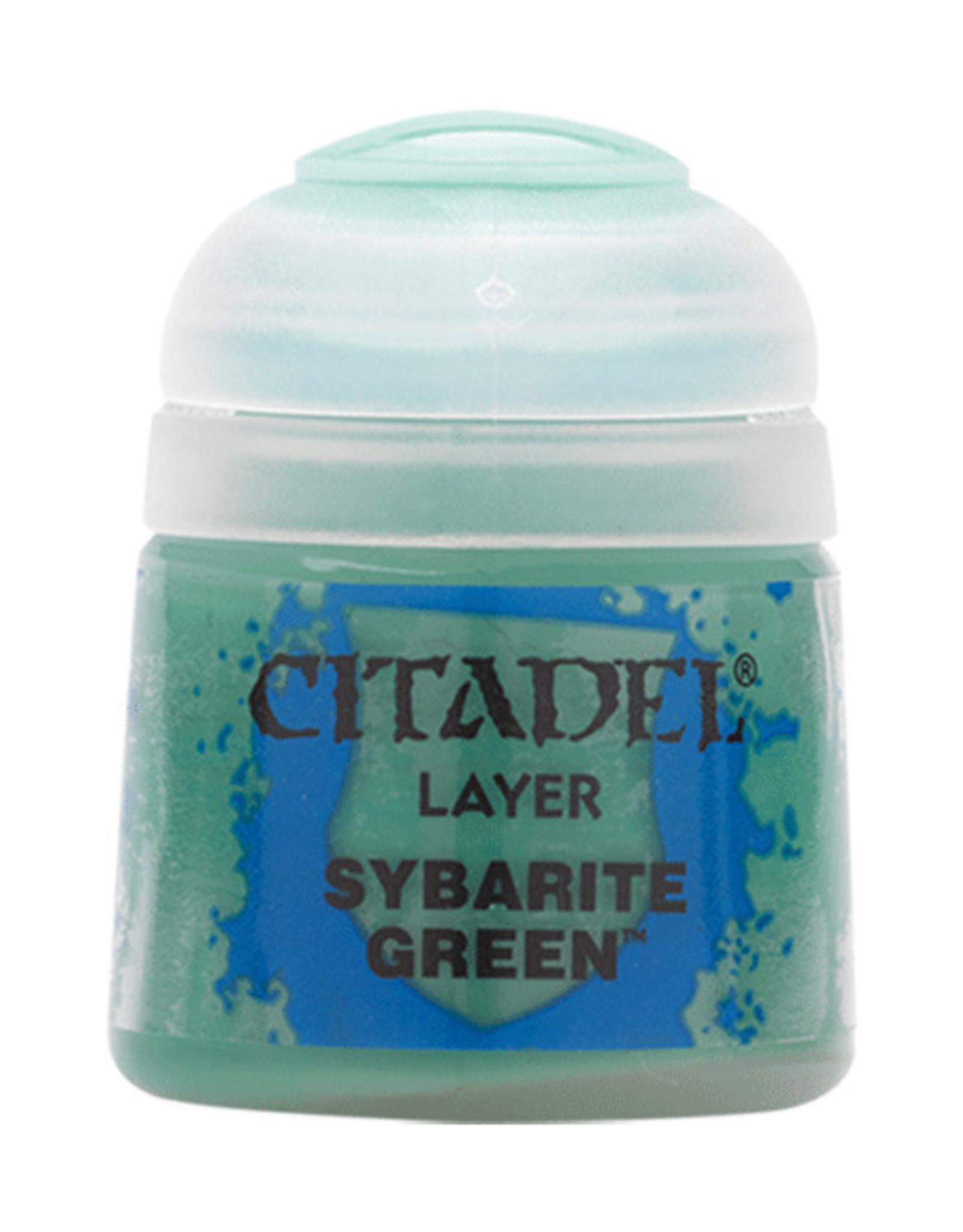Citadel Citadel Colour: Layer - Sybarite Green