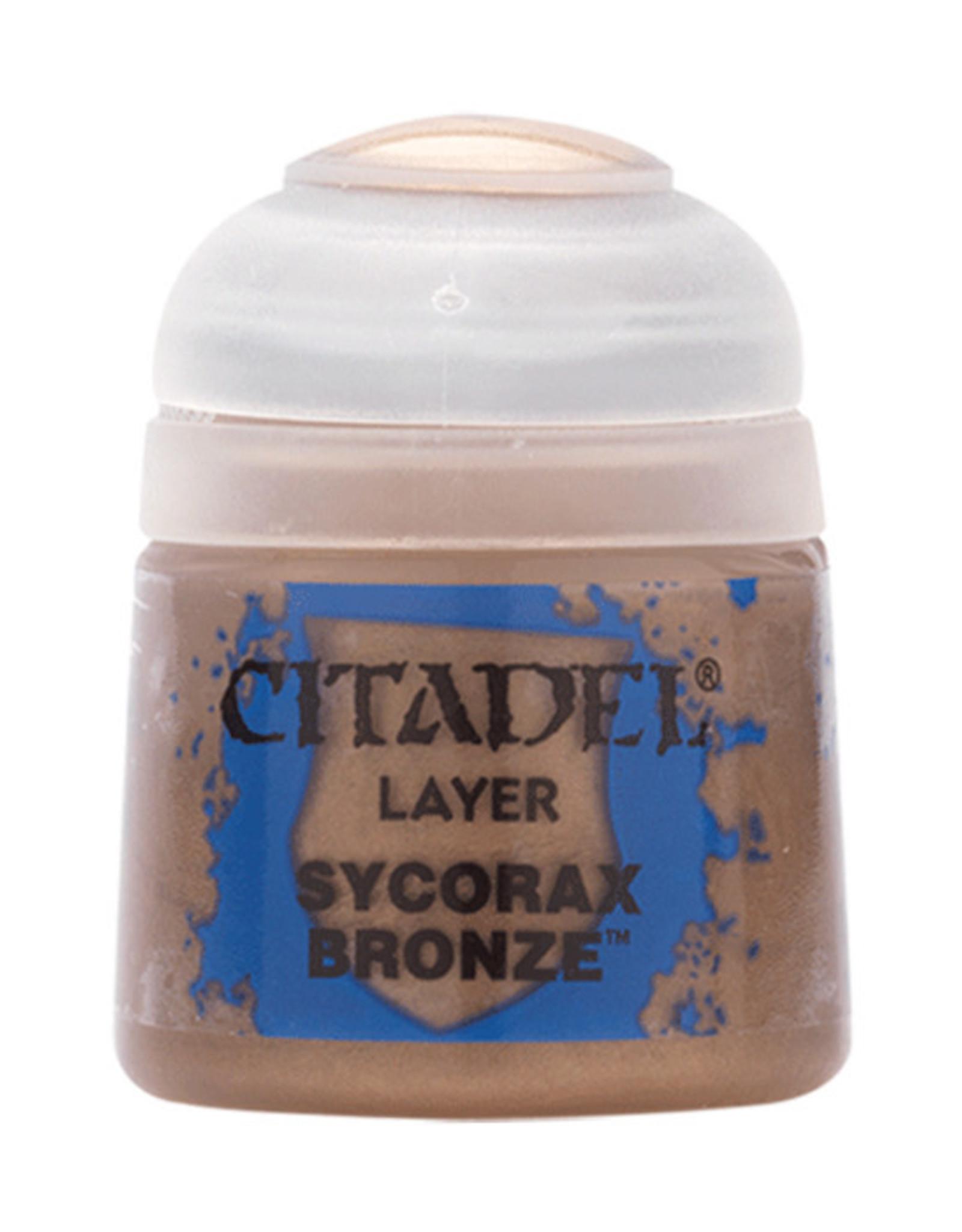 Citadel Citadel Colour: Layer - Sycorax Bronze