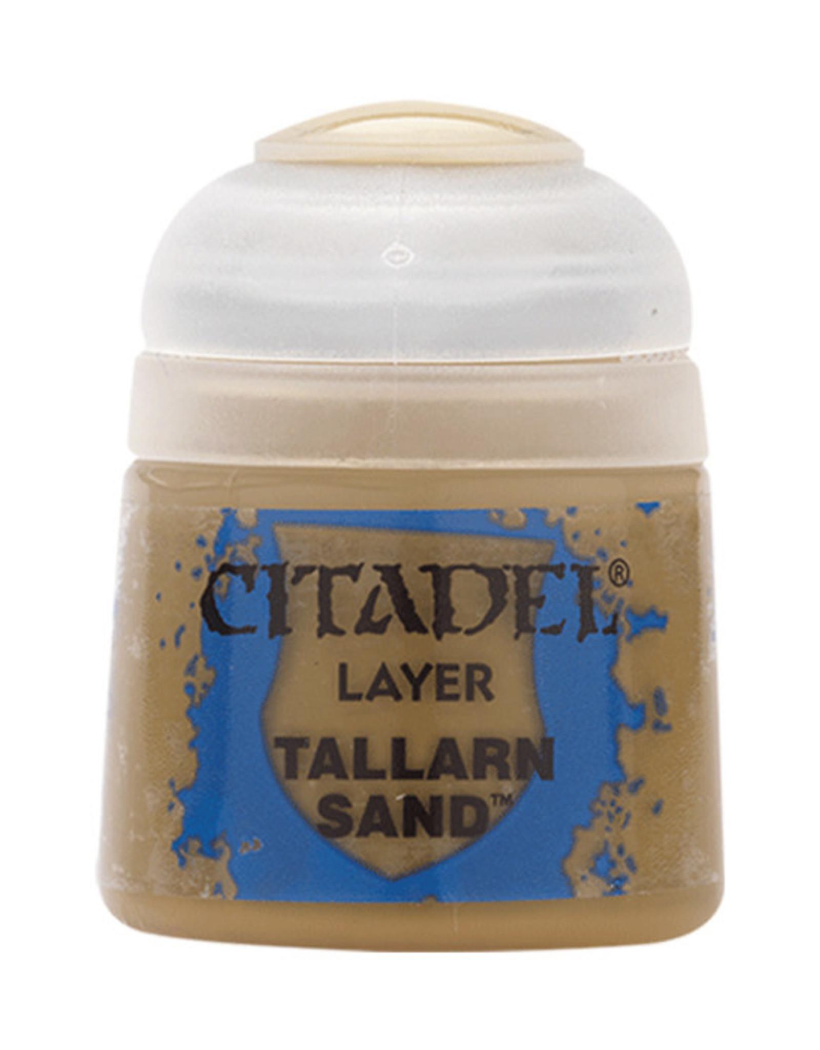 Citadel Citadel Colour: Layer - Tallarn Sand