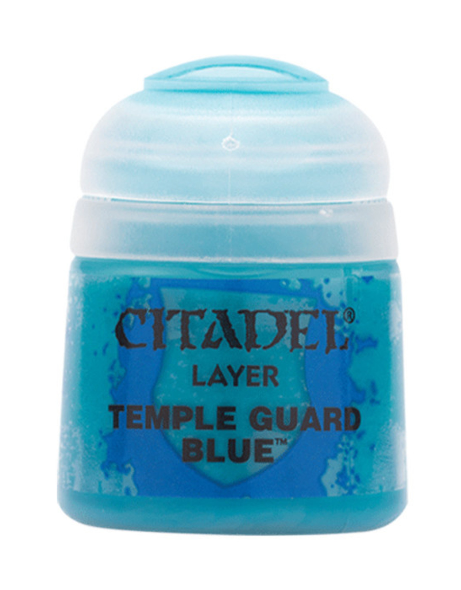 Citadel Citadel Colour: Layer - Temple Guard Blue