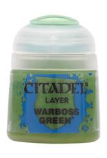 Citadel Citadel Colour: Layer - Warboss Green