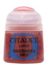 Citadel Citadel Colour: Layer - Wazdakka Red