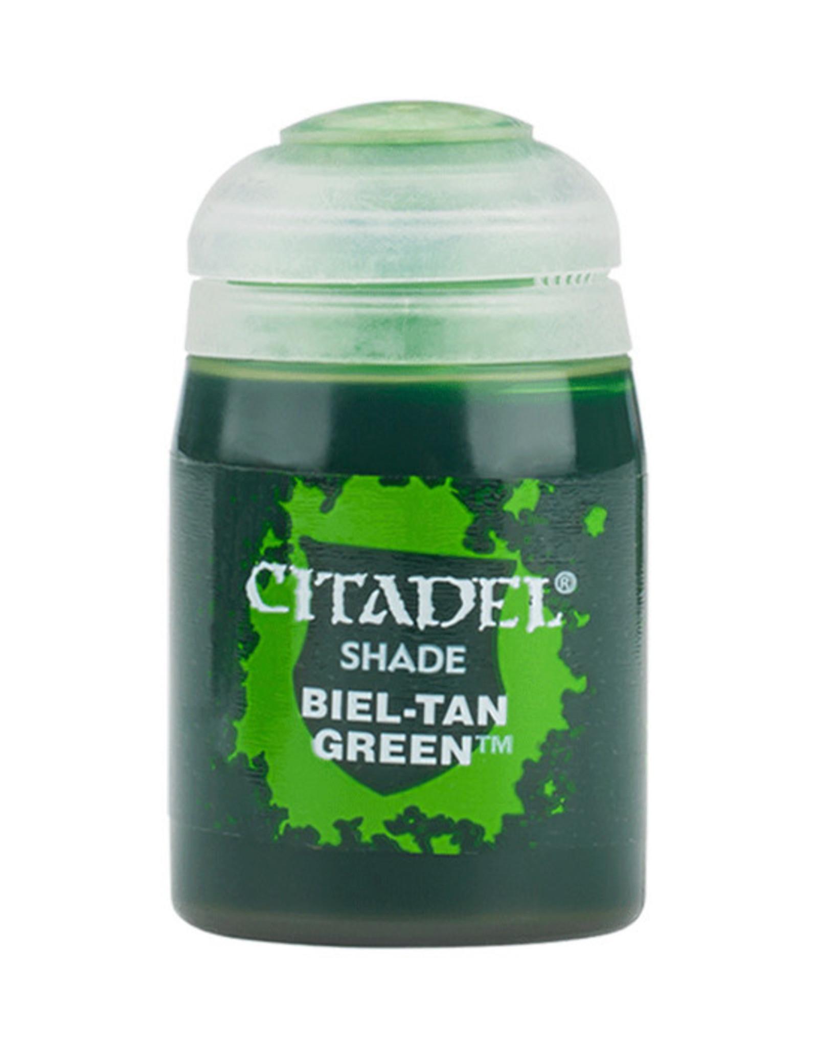 Citadel Citadel Colour: Shade - Biel-Tan Green