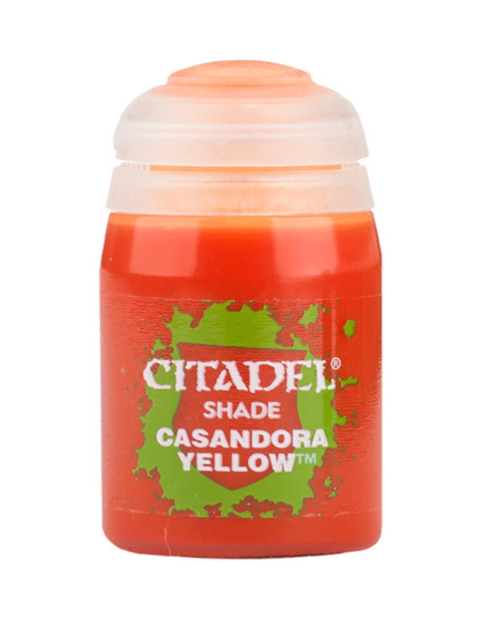 Citadel Citadel Colour: Shade - Casandora Yellow (24ML)