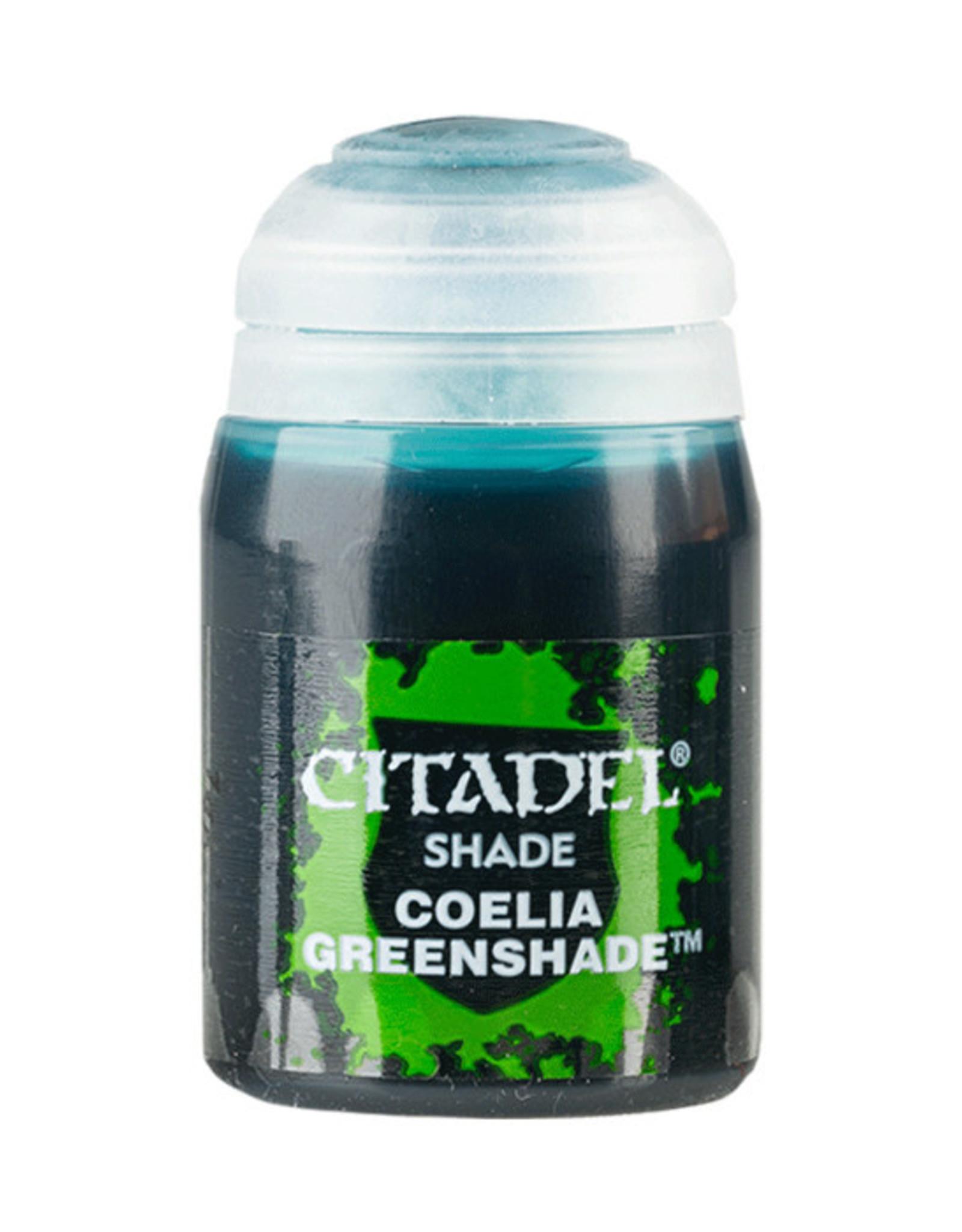 Citadel Citadel Colour: Shade - Coelia Greenshade (24ML)