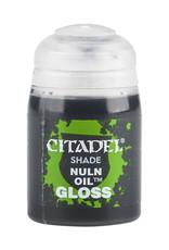 Citadel Citadel Colour: Shade - Nuln Oil Gloss
