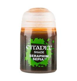 Citadel Citadel Colour: Shade - Seraphim Sepia (24ML)