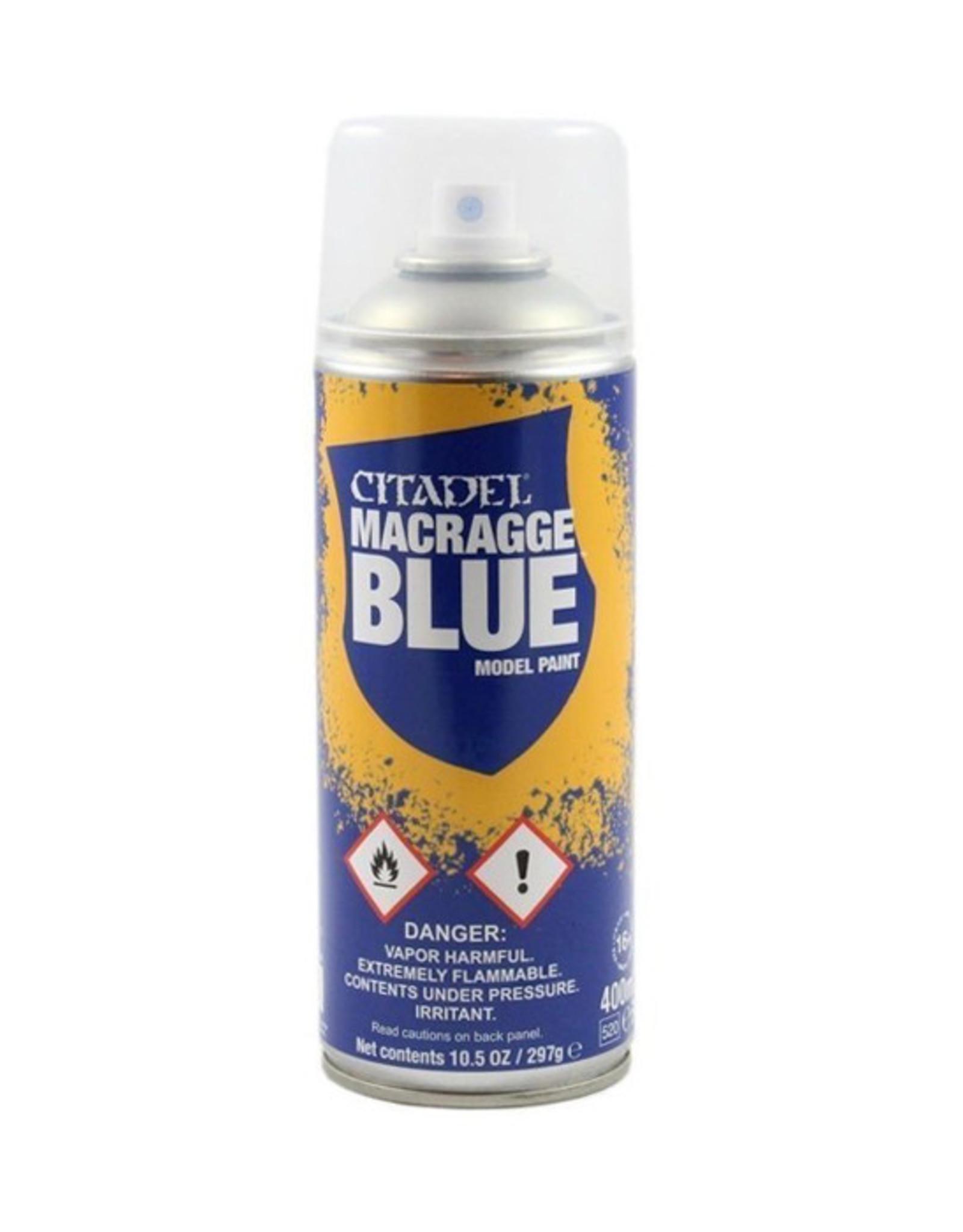 Citadel Citadel Colour: Spray - Macragge Blue