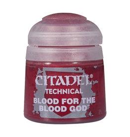 Citadel Citadel Colour: Technical - Blood for the Blood God