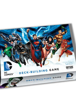 DC Deck Building Game