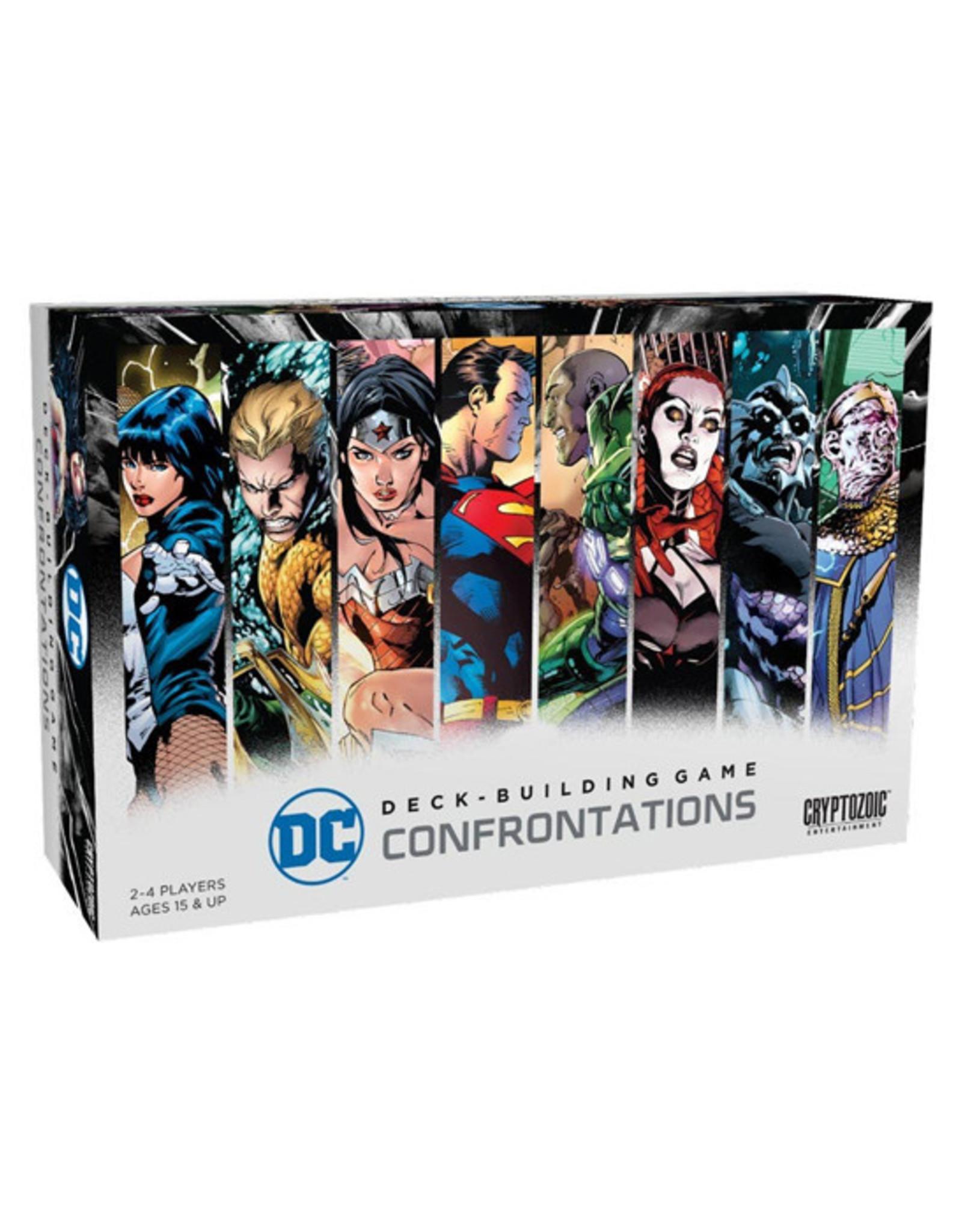 DC Deck Building Game: Confrontations