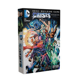 DC Deck Building Game: Crisis - Expansion Pack 1