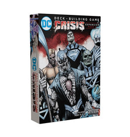 DC Deck Building Game: Crisis - Expansion Pack 2