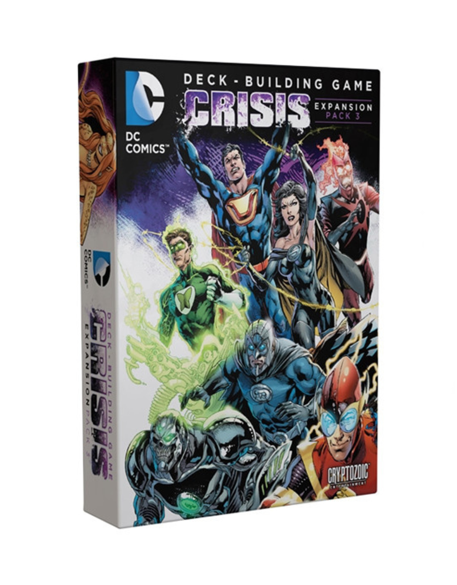 DC Deck Building Game: Crisis - Expansion Pack 3