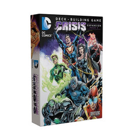 DC Deck Building Game: Crisis - Expansion Pack 3