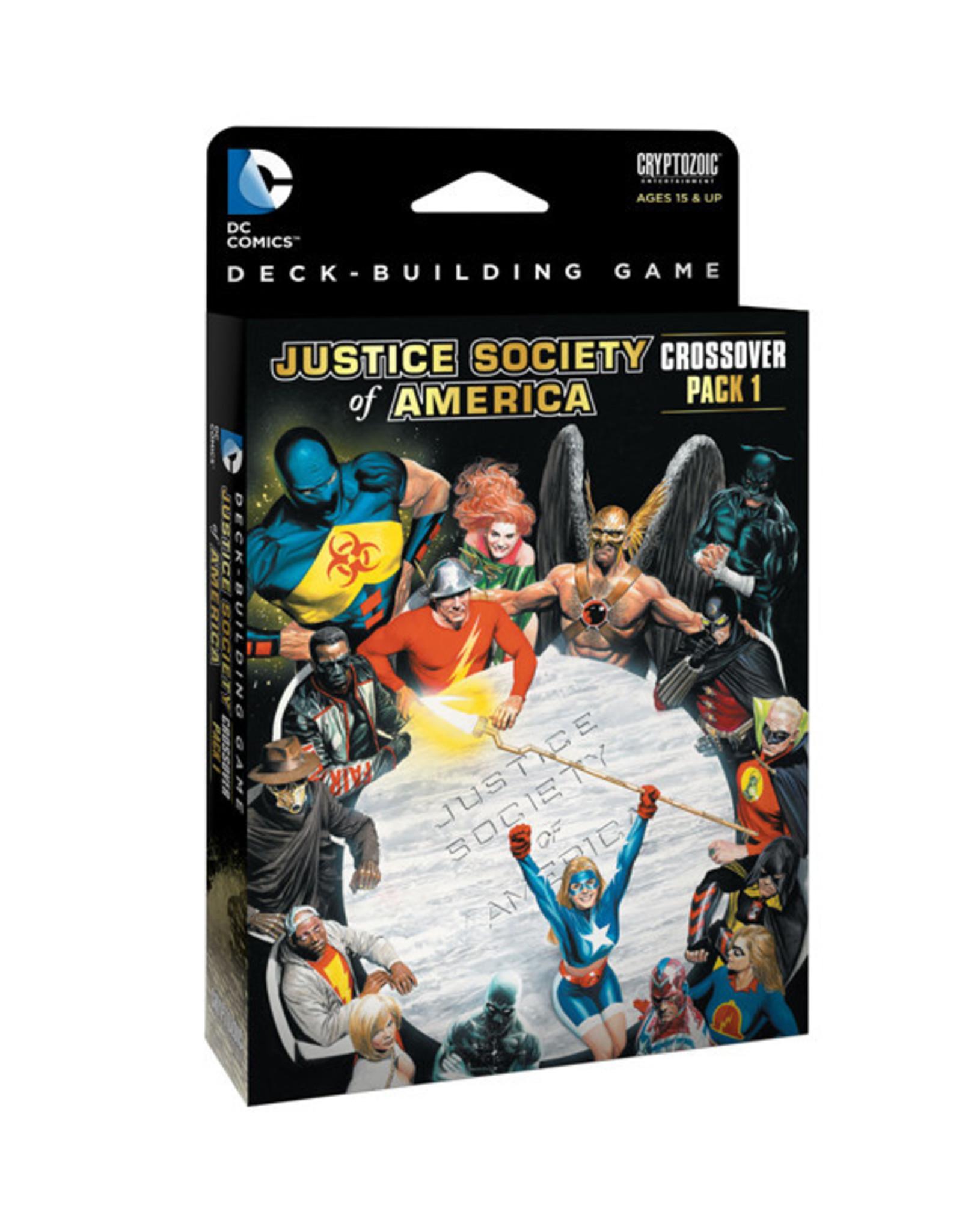 DC Deck Building Game: Crossover Pack 1 - JSA
