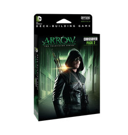 DC Deck Building Game: Crossover Pack 2 - Arrow the TV Series