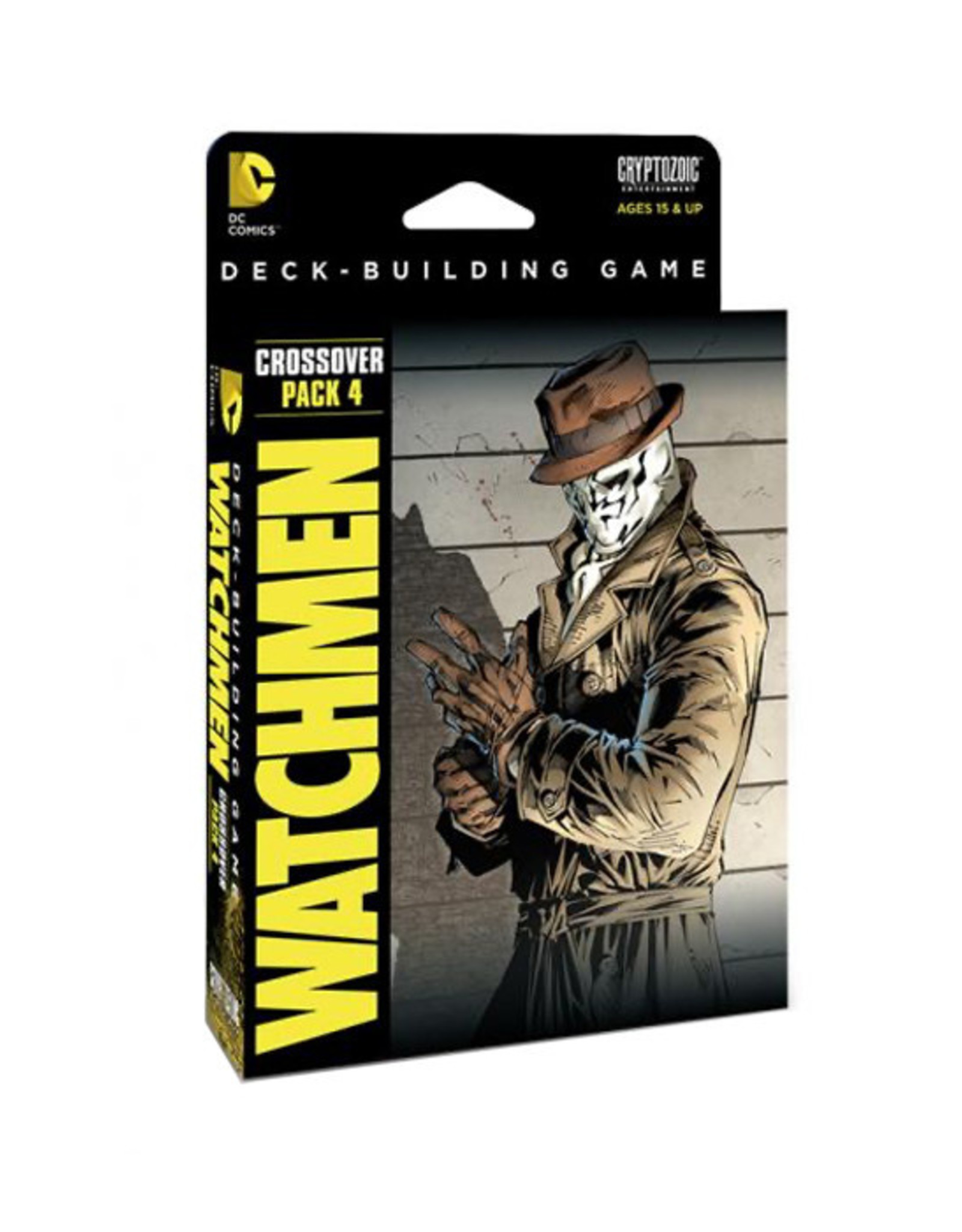 DC Deck Building Game: Crossover Pack 4 - Watchmen