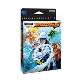 DC Deck Building Game: Crossover Pack 5 - The Rogues