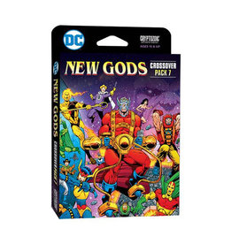 DC Deck Building Game: Crossover Pack 7 - New Gods