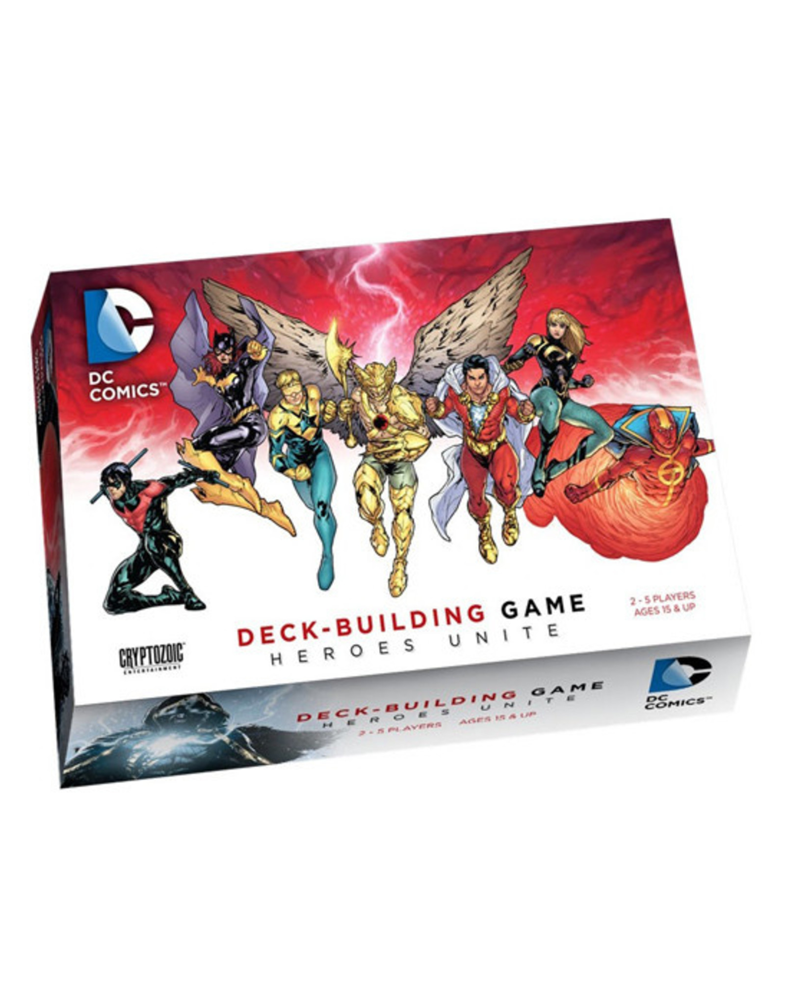 DC Deck Building Game: Heroes Unite